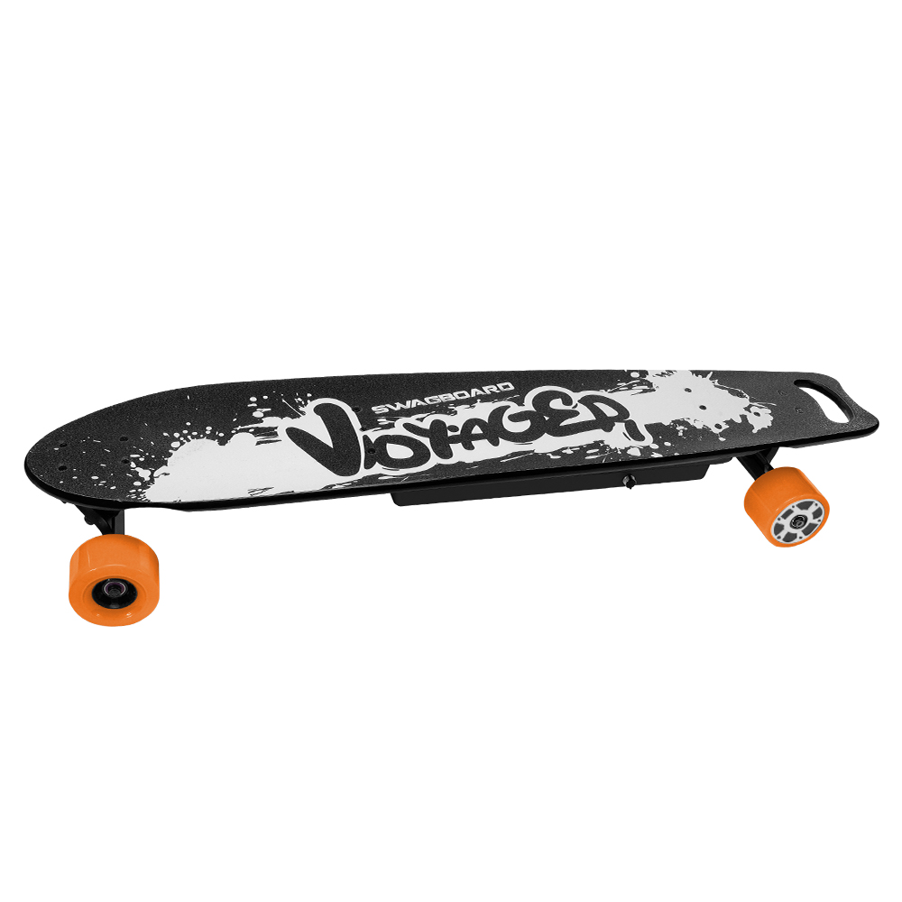 Remote Control Skateboard >> Swagtron Voyager 42 Electric Longboard With Remote Control