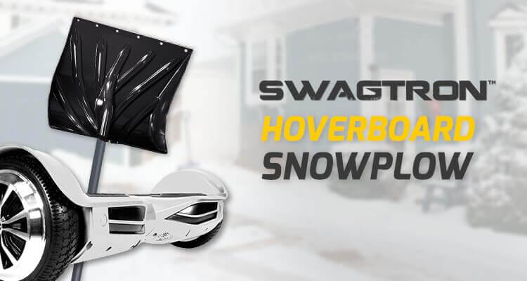 swagtron snowplow