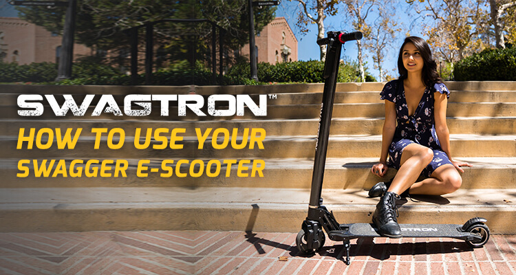 how to use an electric scooter