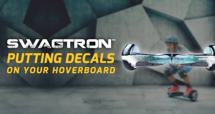 hoverboard decals