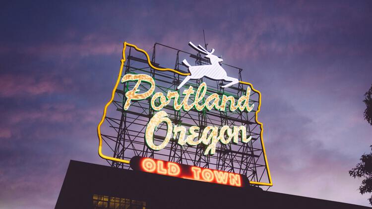 Portland, Oregan