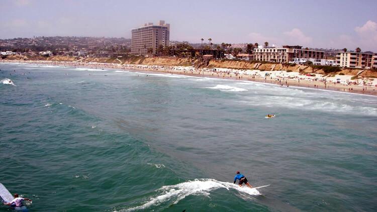 Self balancing board location in San Diego, CA