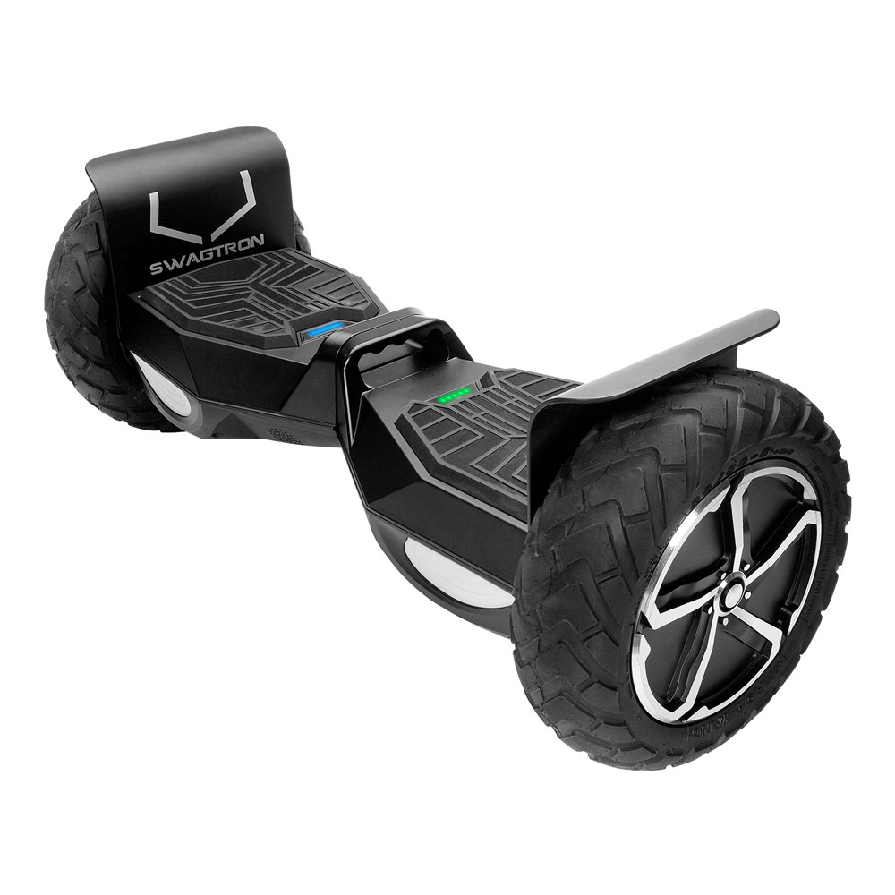 Off Road Hoverboard For Sale 10 Inch Heavy Duty Bluetooth Swagtron T6