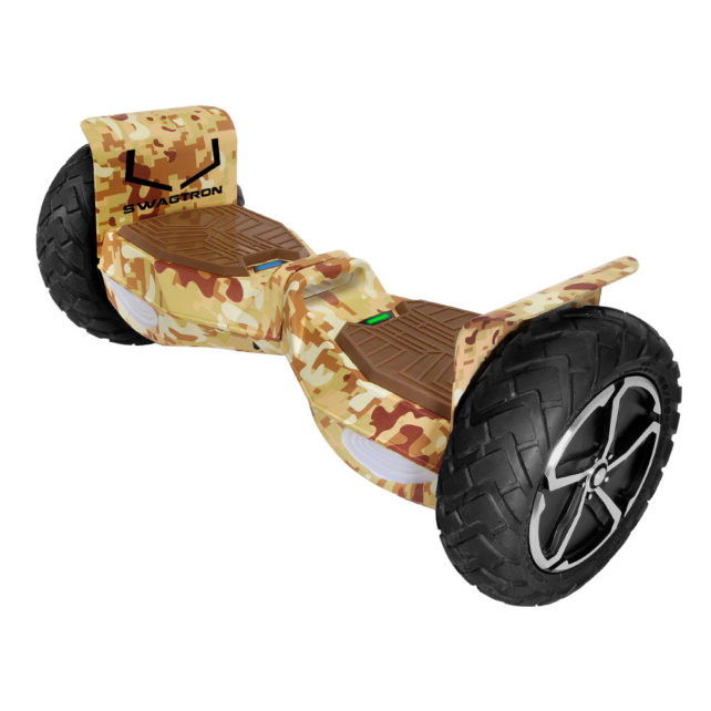 T6 off-road hoverboard