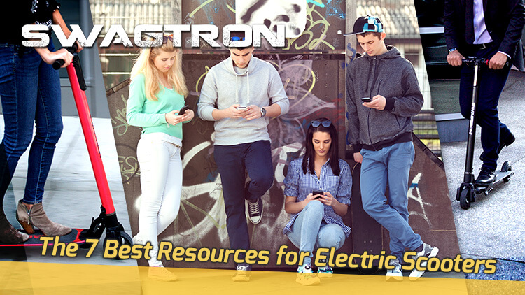 7 best resources for electric scooters