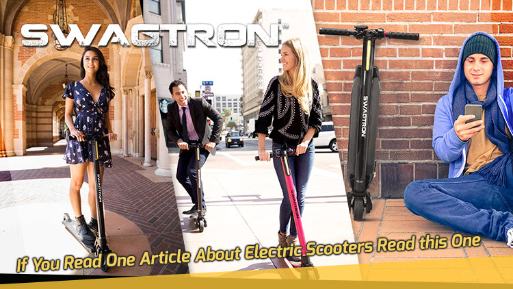 Only article about electric scooter you need to read