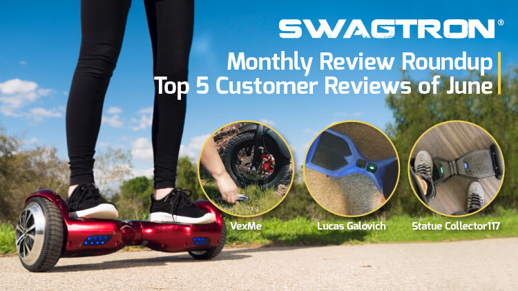 Swagtron product review banner