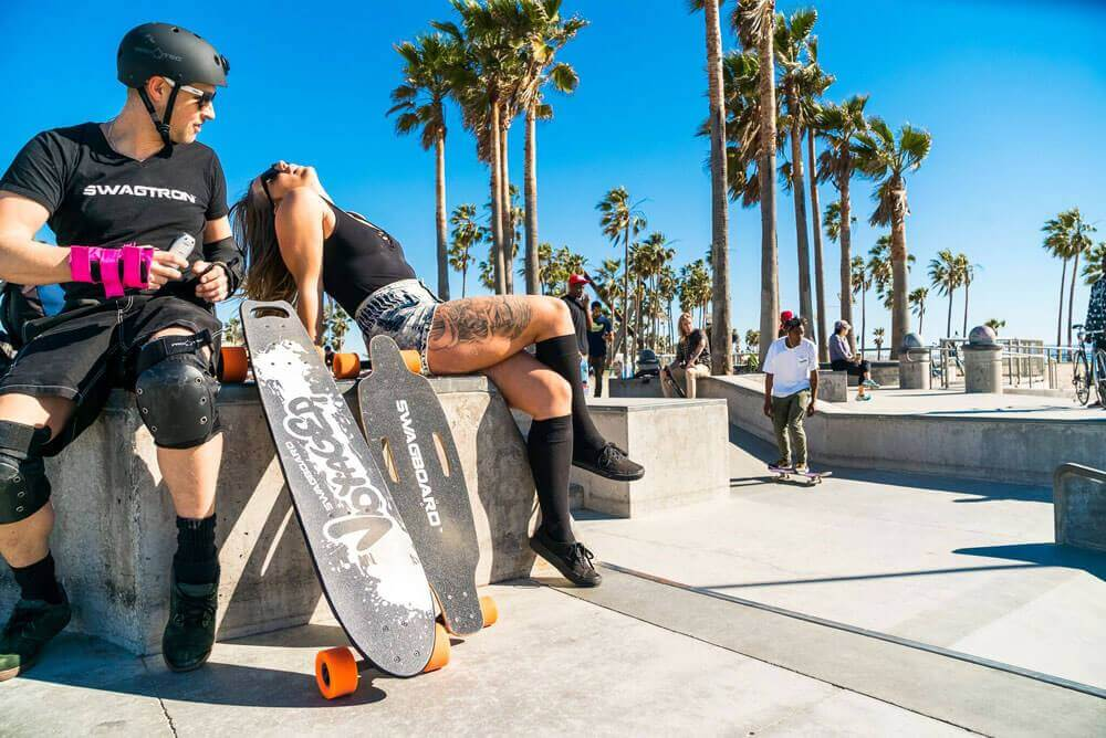 Swagboard Electric Skateboard