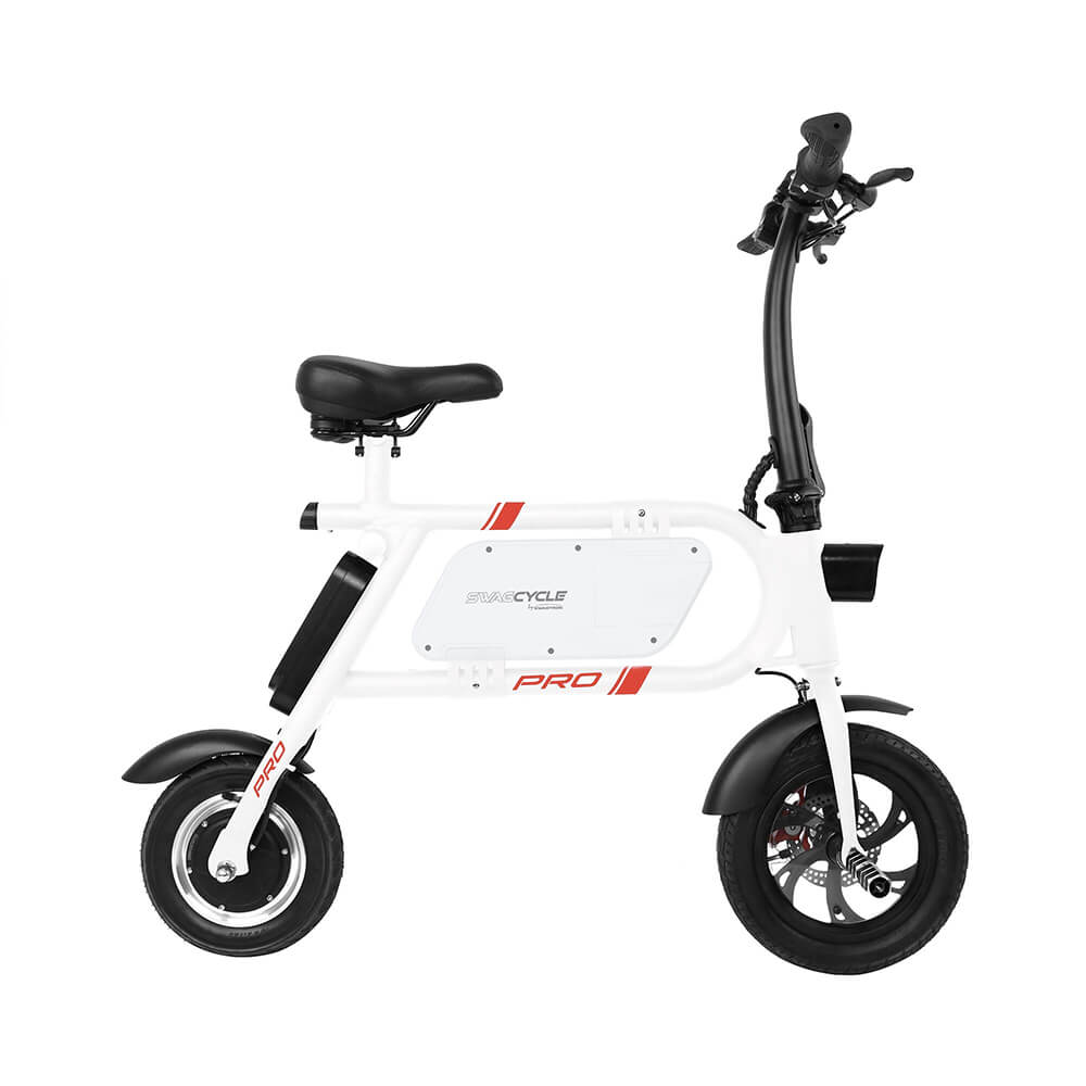 Swagcycle Pro Pedal Free Electric Scooter Bike Swagtron