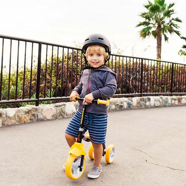 Safe Scooter for Kids