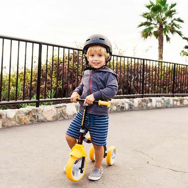 Safe Scooter for Kids