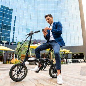 EB5 Electric Bike SWAGTRON