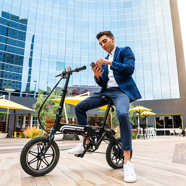 EB5 Electric Bike SWAGTRON