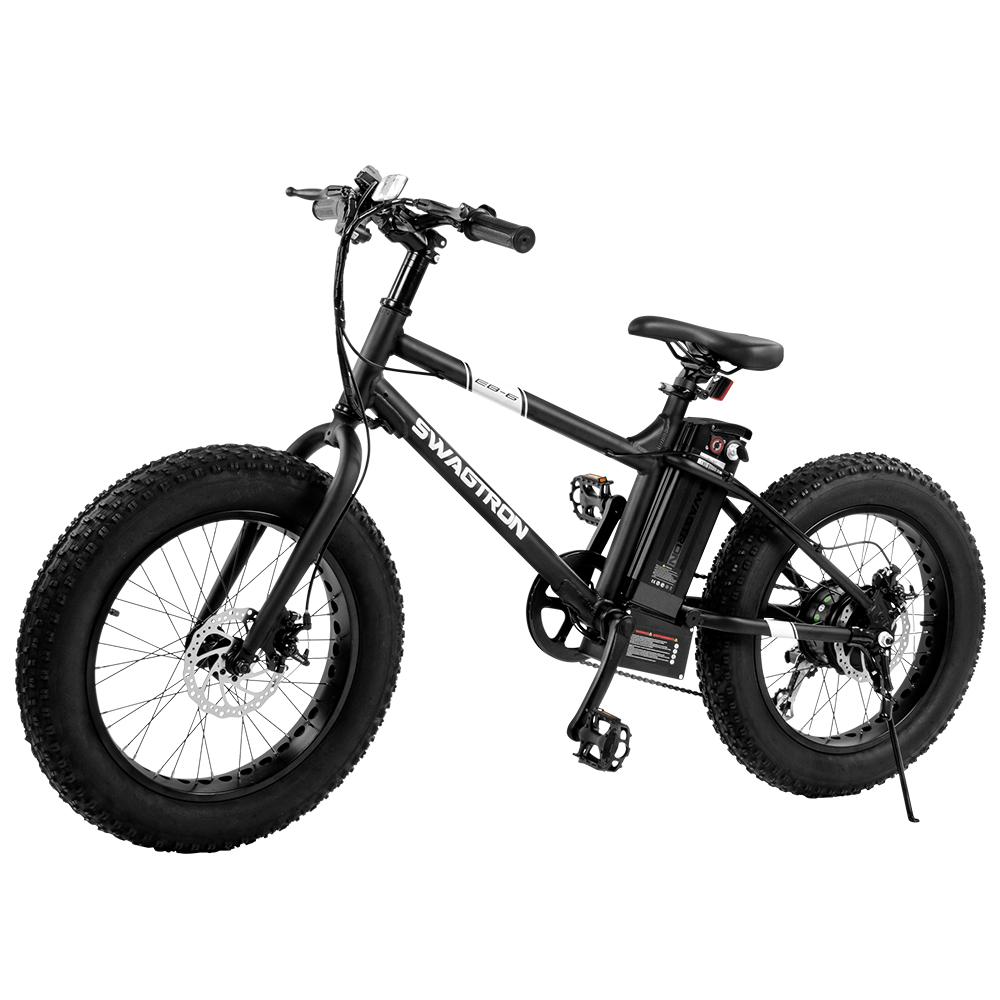kids electric fat bike