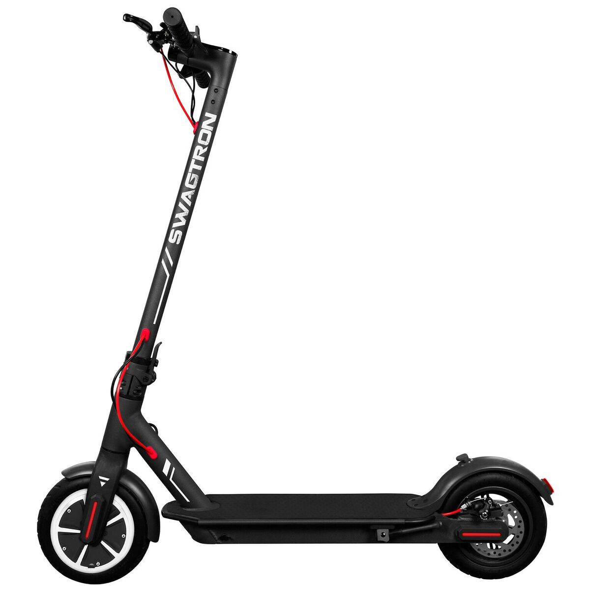 Folding Electric Scooter >> Swagtron Electric Scooter City Commuter Swagger 5 Elite