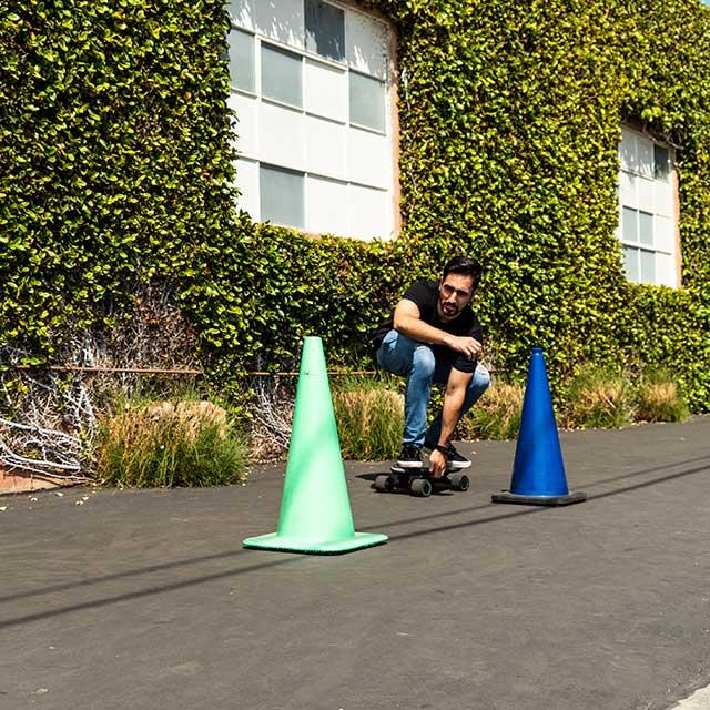 SWAGTRON Electric Skateboard Penny Board