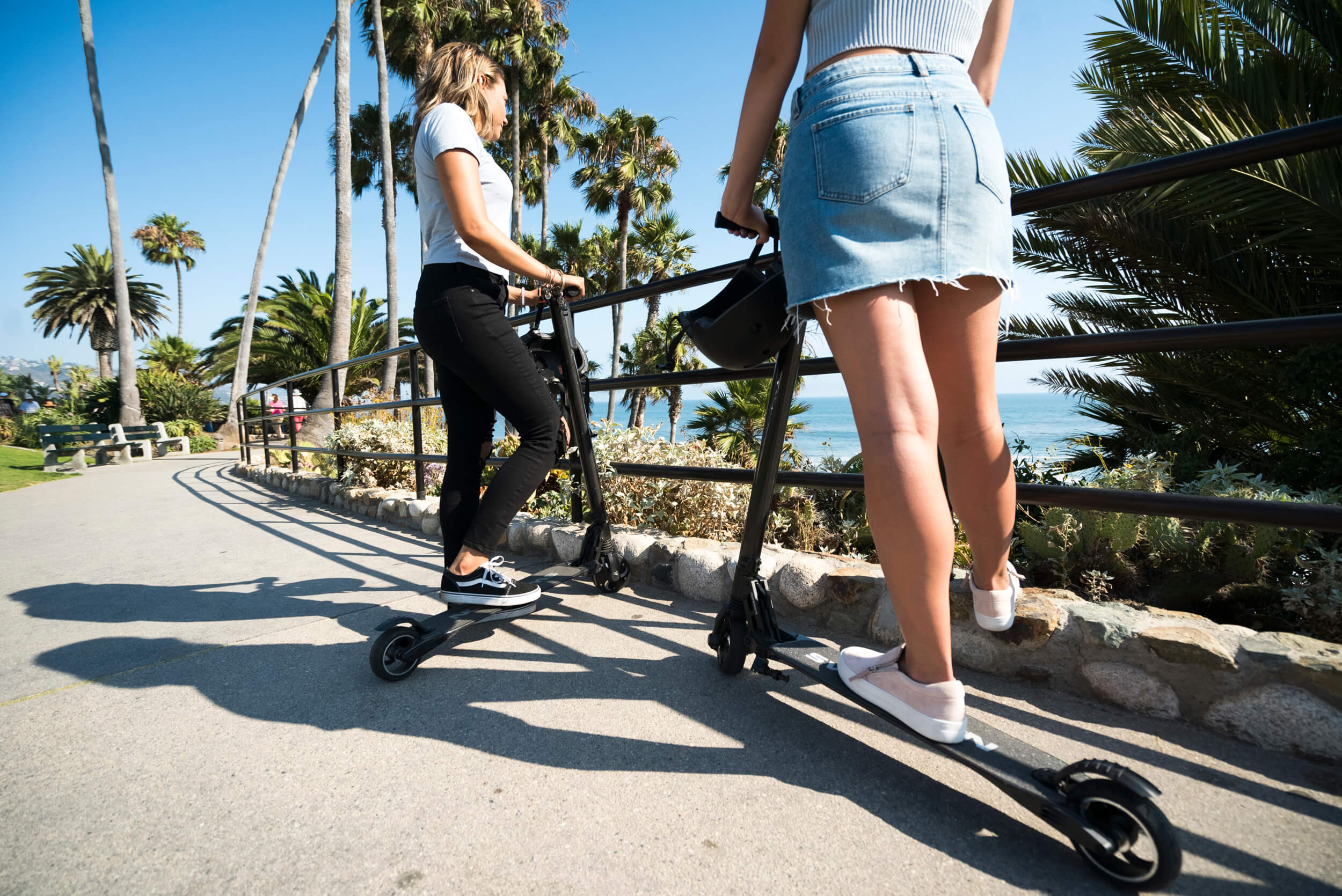 Swagtron Swagger Electric Scooters - fun but definitely not a toy!