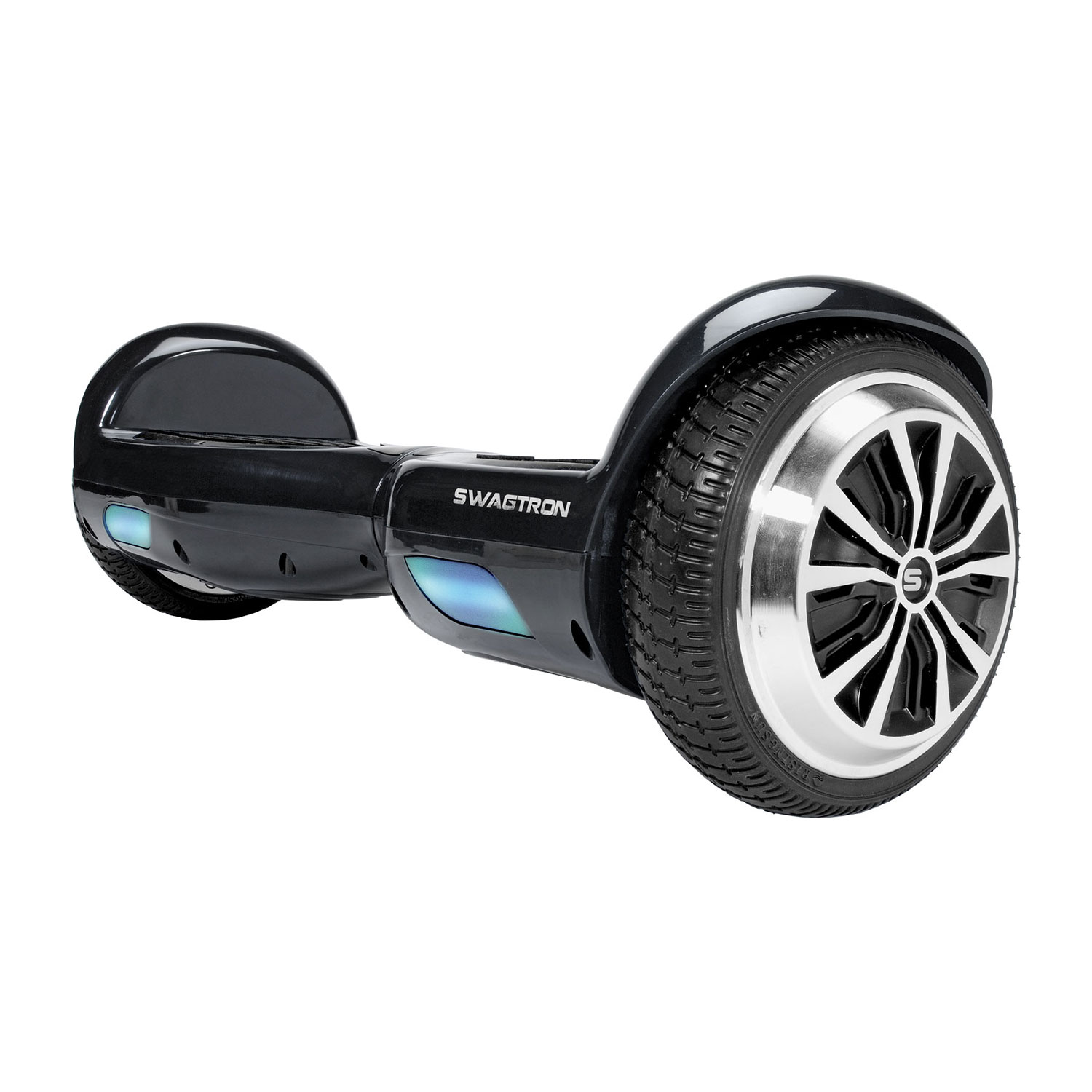 swagboard twist hoverboard on white background