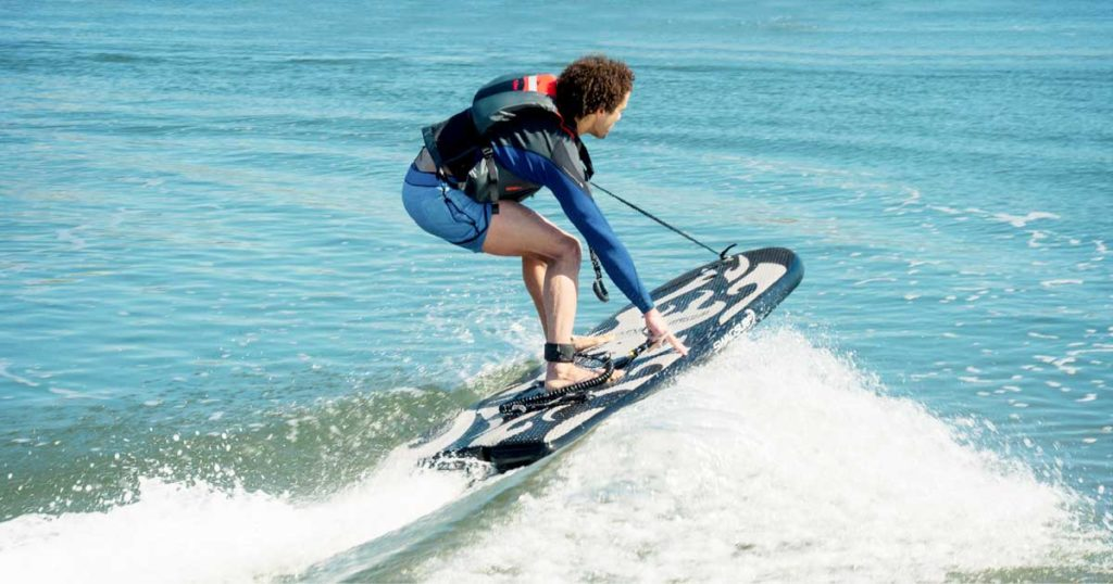 Swagtron SwagSurf Electric Surf Jetboard