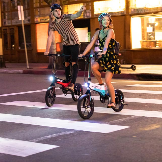 Electric Bike for City Commute