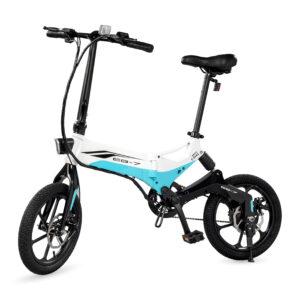folding electric city bike
