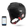 bluetooth audio ski helmet