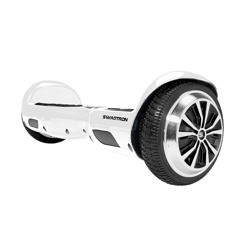 SWAGTRON T1 Hoverboard - (White)