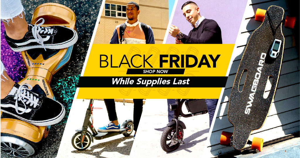 Black Friday Deals from Swagtron