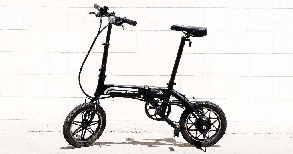 Swagtron EB5 Pro City & Campus Electric Bike.