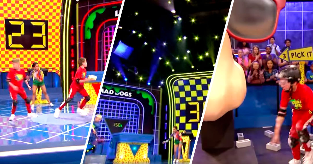 Double Dare and Swagtron team up for fun and games