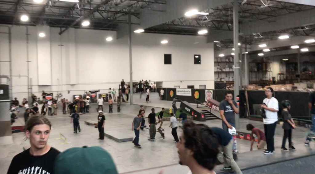 creature demo at active ride shop
