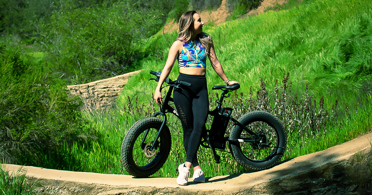 Can Electric Bikes Go Uphill? — Swagtron