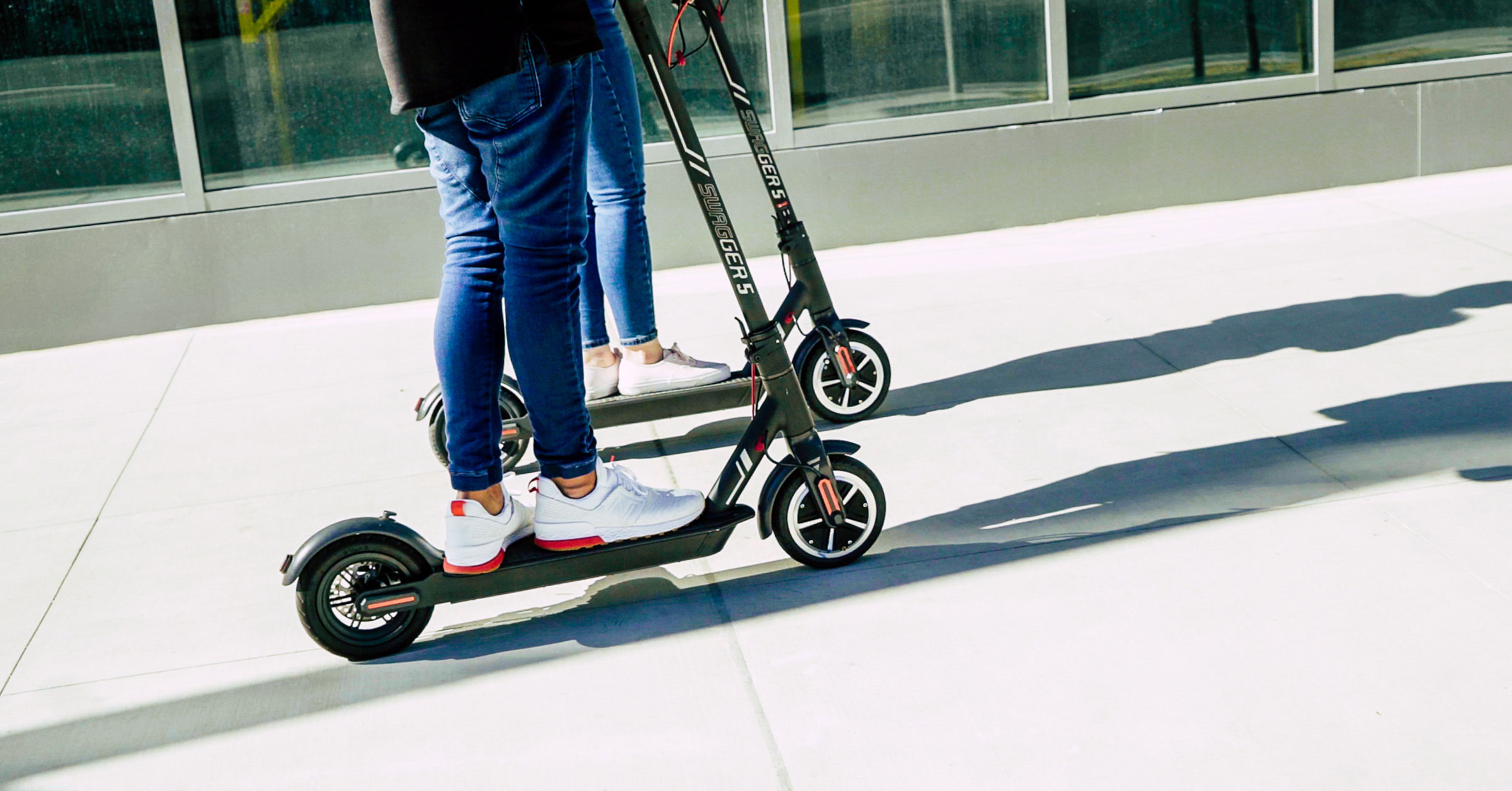 Can Electric Scooters Go Uphill? — Swagtron
