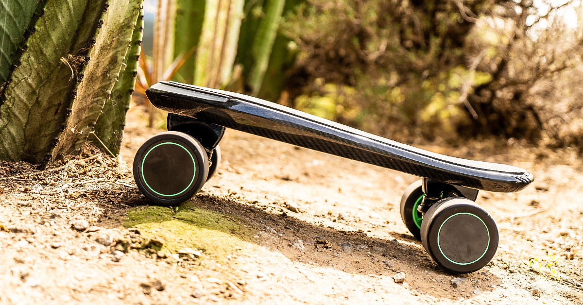 Several Years Ago No One Would Have Thought An Electric Skateboard Could Or Exist