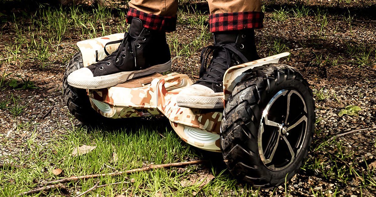 Image result for Do Hoverboards go on Dirt?