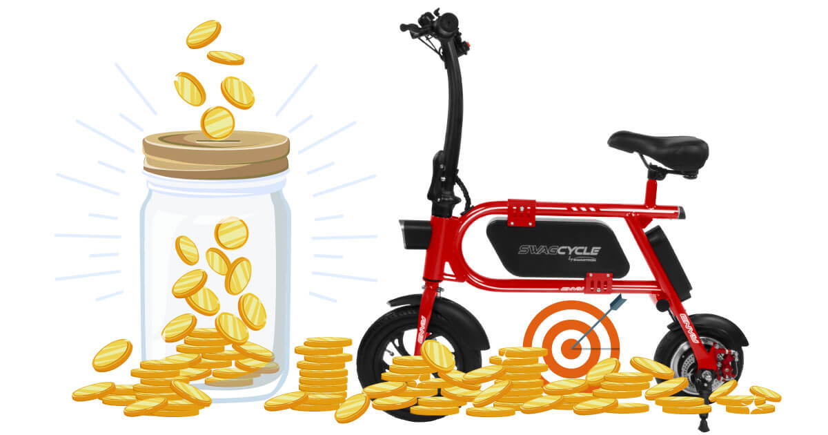 Swagtron Ebikes are affordable