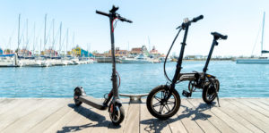 electric-bike-and-electric-scooter