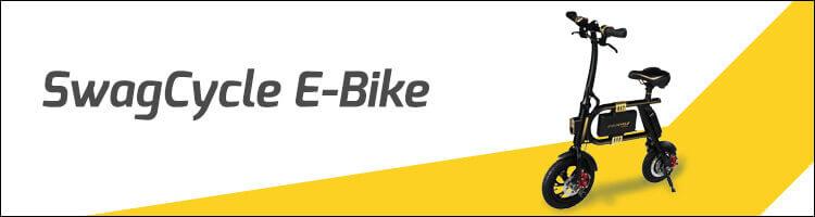 SwagCycle electric bike