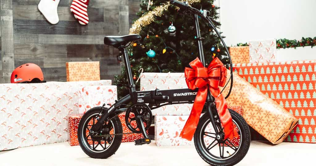 Swagtron eBike Holiday Gift Guide