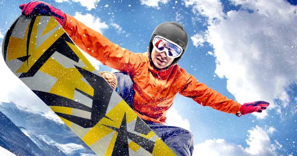 Ski and Snowboard Holiday Gift Idea