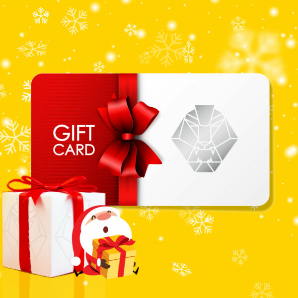 Giving Is Electric Gift Card