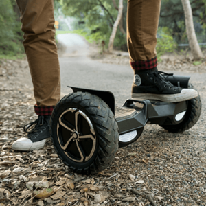 T6 Off-Road All-Terrain Hoverboard with 10 inch Heavy-Duty wheels