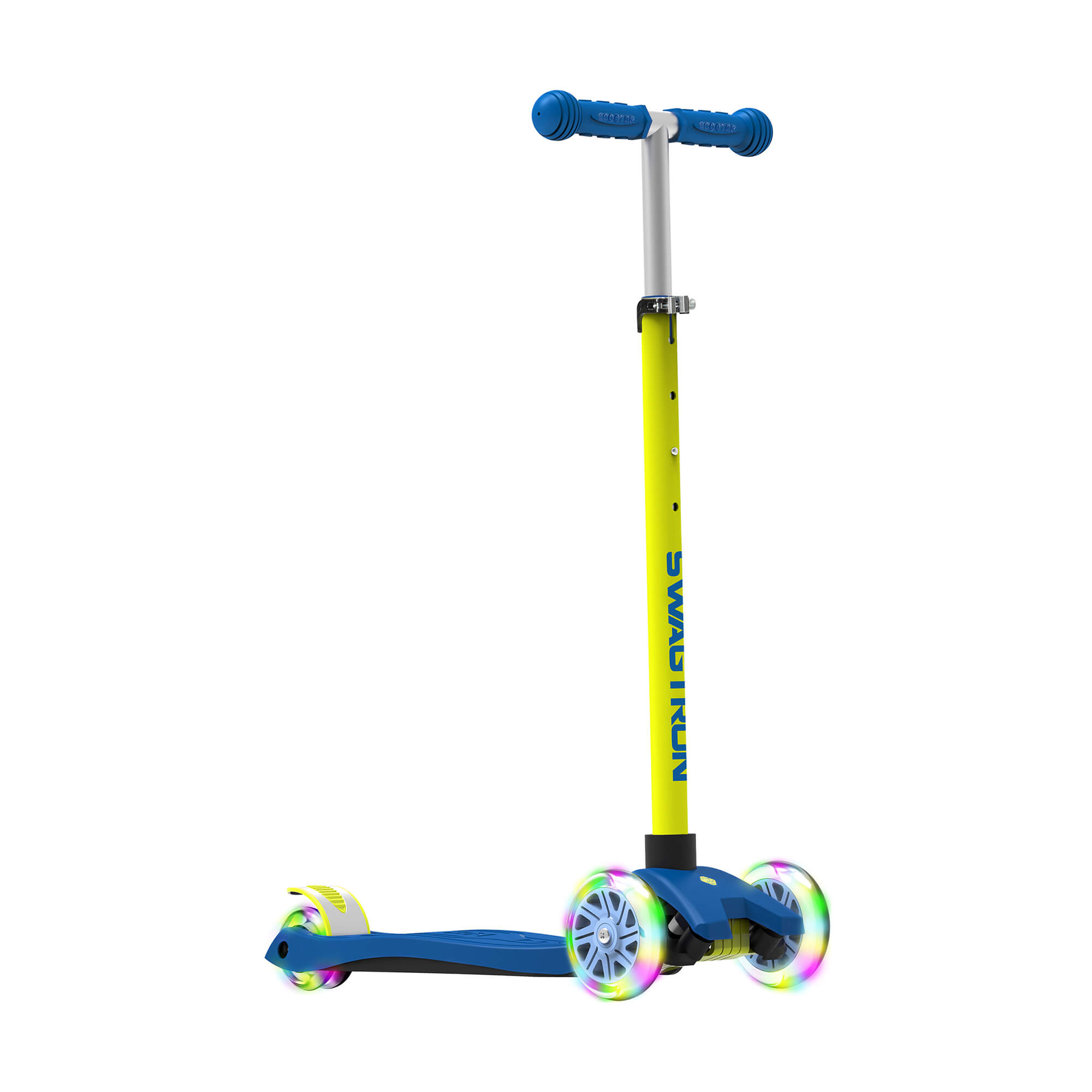 K5 Kickscooter with light-up 3 wheels for kids and toddlers
