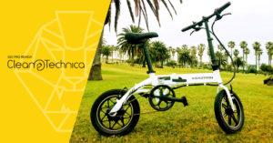 folding electric bike review | SWAGTRON EB5 Pro