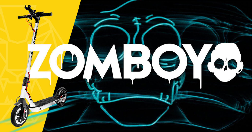 Zomboy loves his Swagger 5 Elite eScooter -- you will too.