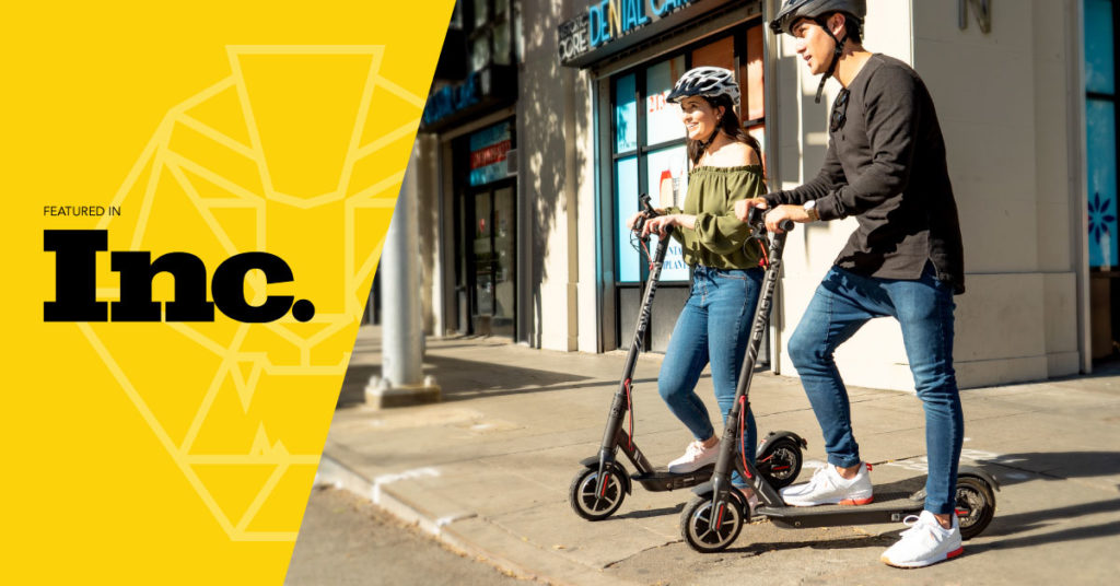 electric scooters owning vs. renting