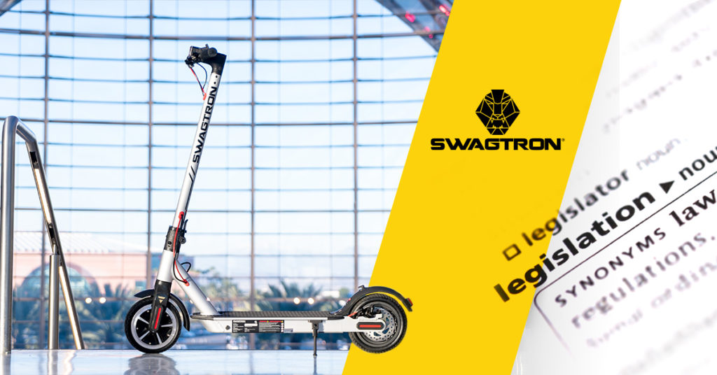 Swagger 5 Elite electric scooter vs city council