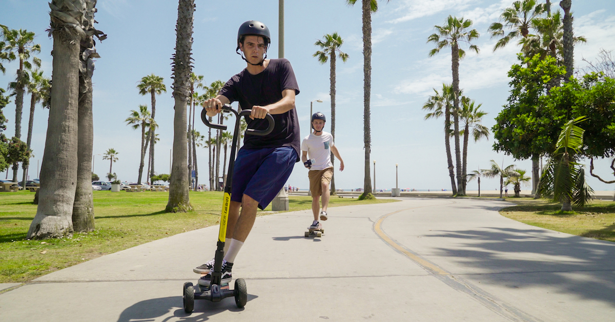 best 4th of July Sale on electric scooters, e-bikes and hoverboards