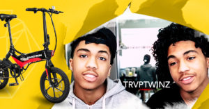 Swagtron EB7 Elite and the Tvrp Twinz
