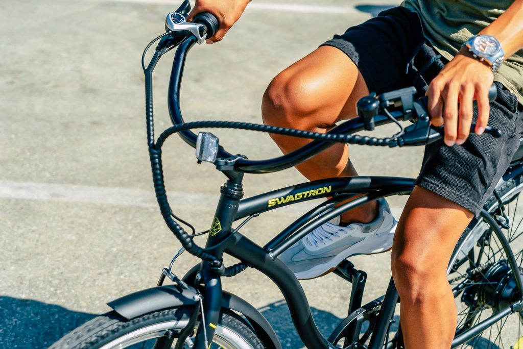 electric cruiser bike | SWAGTRON